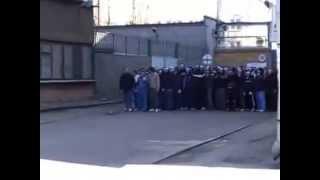 околофутбол Спартак - Зенит