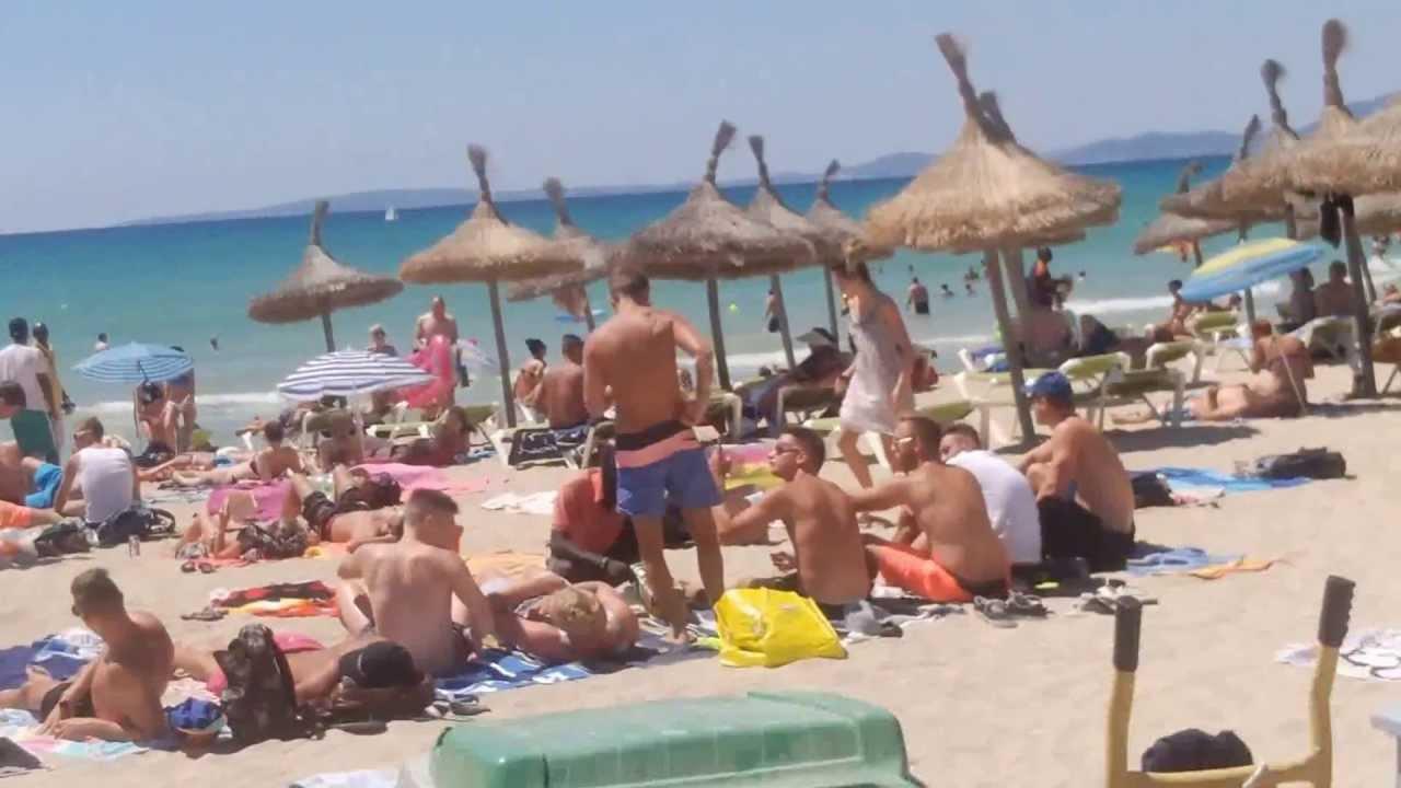 Hotel Buchen Mallorca Playa De Palma