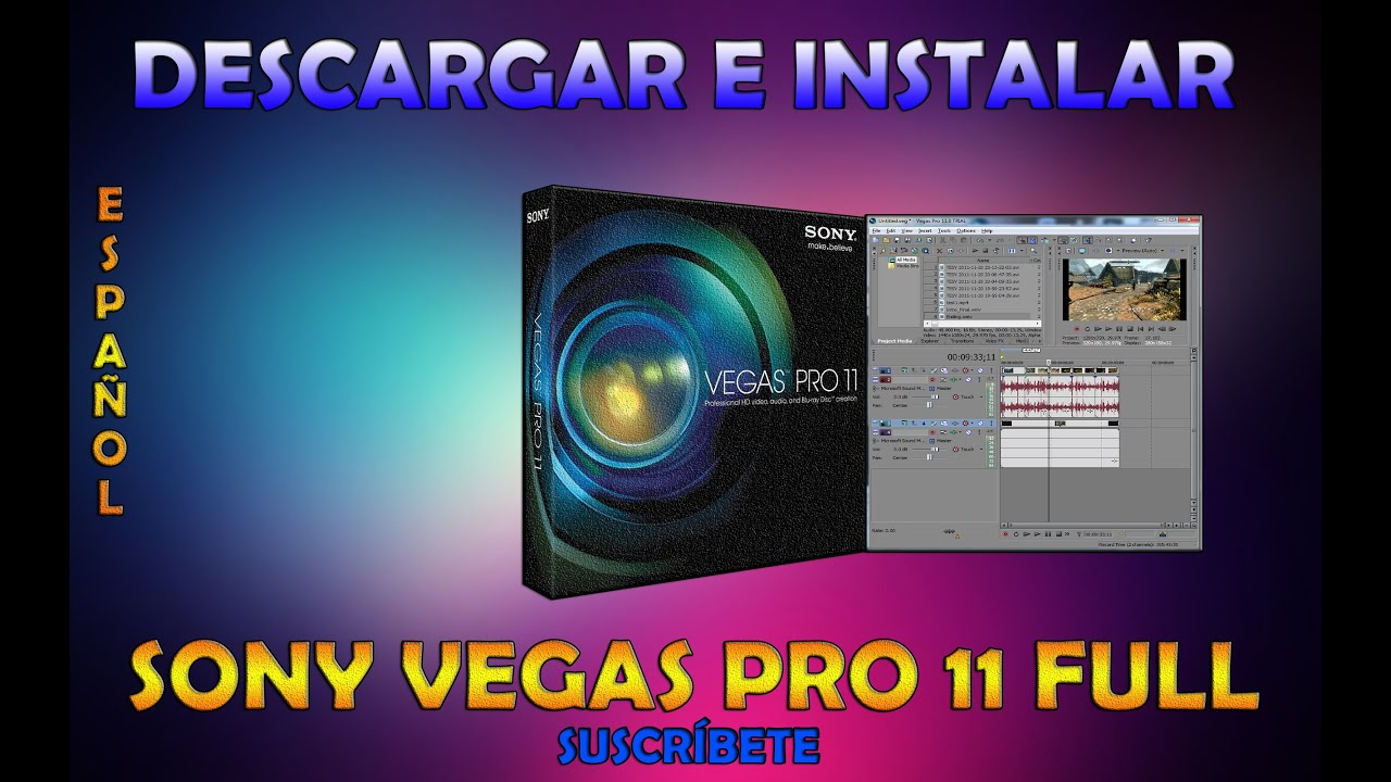 how to get sony vegas pro for free