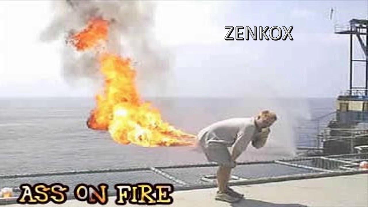 Zenkox Ass On Fire Hot Burning Song Youtube
