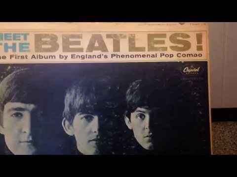 Beatles Vinyl Collection: USA - Vee Jay / Meet The Beatles