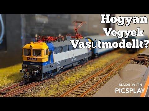 Download Hogyan vegyünk vasútmodelleket?!