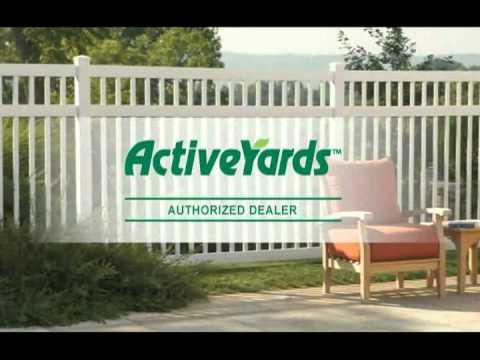 Active Yards Fence Promotional Video