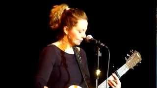 Time After Time - Anneke Van Giersbergen - La Scène Bastille 13/12/2012