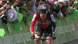 Tour de Romandie stage 5 highlights
