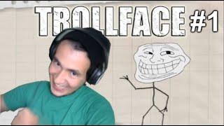 Jogo Mais Troll Do Mundo -  TROLLFACE QUEST 1