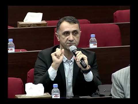 مداخلة النائب ديار برواري في جلسة المجلس رقم 20 - الخميس 20 كانون الاول  2018 - YouTube