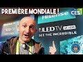 YouTube Turbo Le PREMIER TV UHD/4K à Double Dalle LCD ! (Hisense)