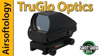 TruGlo Optics | Affordable and Durable | SHOT Show 2014 | Airsoftology