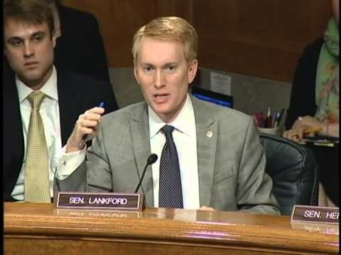 Senator Lankford Discusses Freedom of Religion with DHS Secretary Jeh Johnson