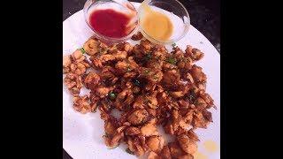 Mushroom pepperSalt Restaurant style/Starter Item prepared within 5mins at home