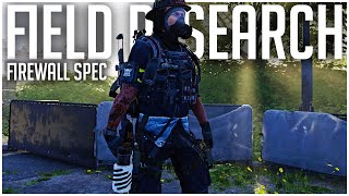FASTEST Way to Complete FIREWALL Specialization FIELD RESEARCH! - The Division 2 Tips
