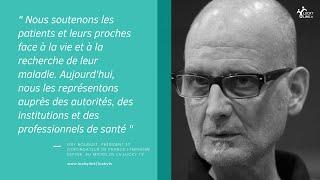 Interview : Guy Bouguet, Président et fondateur de l'association de patients France Lymphome Espoir