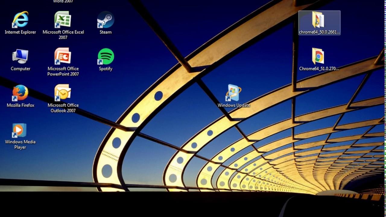 Running windows vista and microsoft office including powerpoint - Chrome 50 On Windows Vista