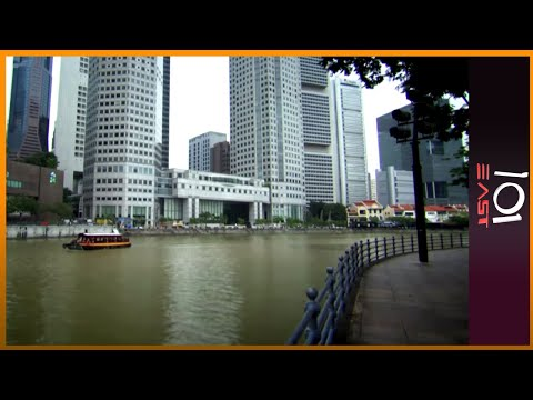 101 East - Singapore: The World's Richest City
