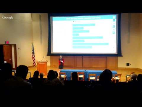 VA Innovation Demo: Lohrfink Auditorium Part 2