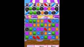 Candy Crush Saga Level 1265 No Booster