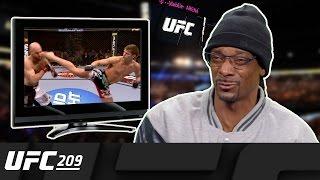 Snoop Dogg on UFC 209 – Stephen Thompson