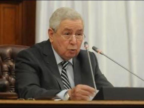 رئيس مجلس الأمة الجزائري يتولى الرئاسة مؤقتاً  - نشر قبل 2 ساعة