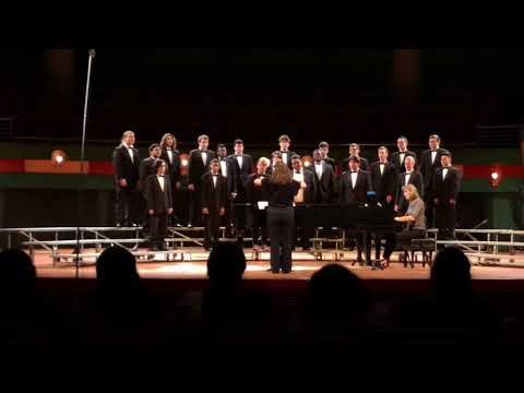 2018 UIL Victoria East Varsity Tenor-Bass Choir
