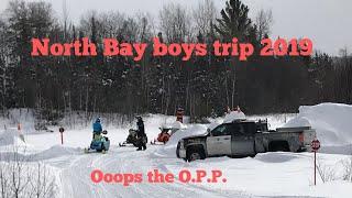 sledding with the boys 2019