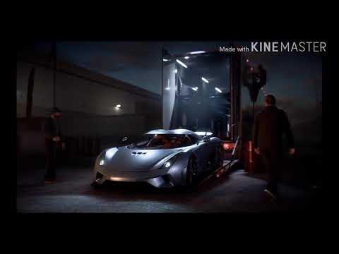 Need For Speed Trailer : Wheat Field Alan Walker
