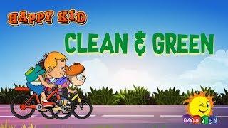 Happy Kid   Clean Green   Episode 31   Kochu TV   Malayalam