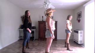 Line Dance Tutorial: The Electric Slide