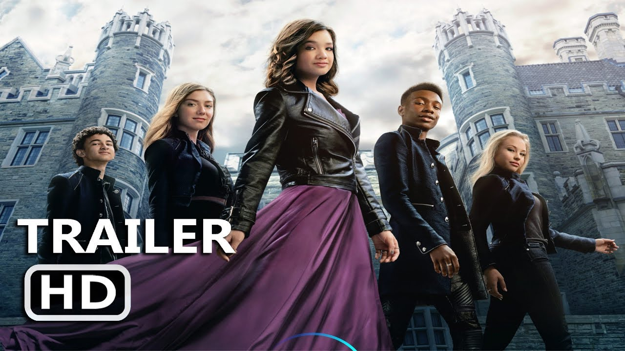 Download SECRET SOCIETY OF SECOND BORN ROYALS Trailer (2020) Action, Family Movie