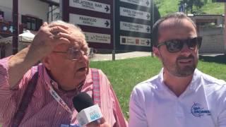 Dimaro, intervista a Luigi Necco: