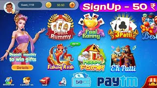 new teen patti app !! real cash games !! best teen patti earning app screenshot 4