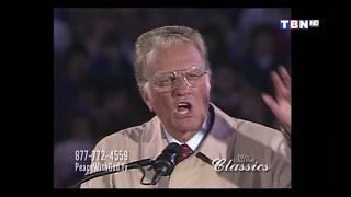 Billy Graham Portland OR 1992 #3