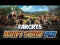 Far Cry 5 Won't Start Fix - WORKS 100%!