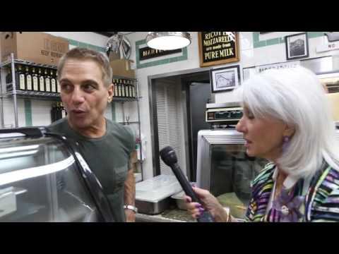 TONY DANZA   ALLEVA  The Oldest Cheese Shop in America