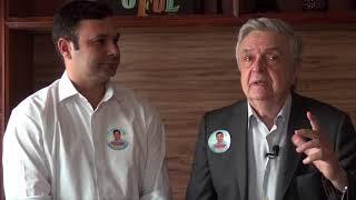 Ariosto Holanda desiste de candidatura e fala de apoios