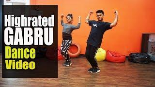 High Rated Gabru Dance Choreography || Rockstar Dance Studios || Guru Randhawa 2017