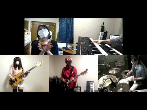 [HD]Sakura Quest OP [Morning Glory] Band cover