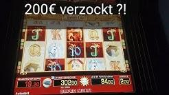 200€ verzockt bei Joker´s Cap?! #Merkur