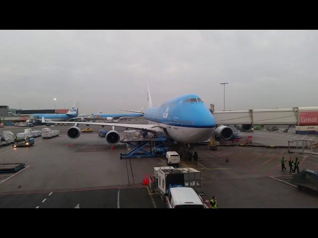 2030-sekretariatet flyger KLM - första långdistansflyget på biobränsle