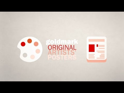 Incredible Original Artists' Posters: Picasso, Matisse, Chagall | GOLDMARK