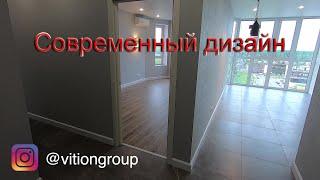 Современный дизайн и ремонт квартиры под ключ. Цена ремонта квартир в новостройке.