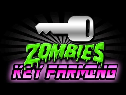 """FASTEST Key Farming Method (How Many Keys You Can Earn) & The Round Keys MAX OUT """"Spaceland"""""""