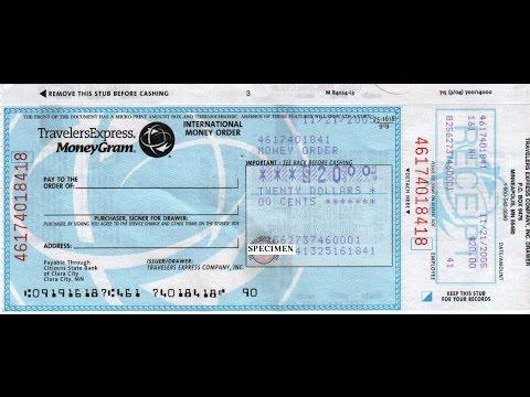 Paying USCIS Form - YouTube