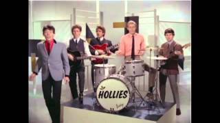 The Hollies (featuring Bobby Elliott) - Mickey