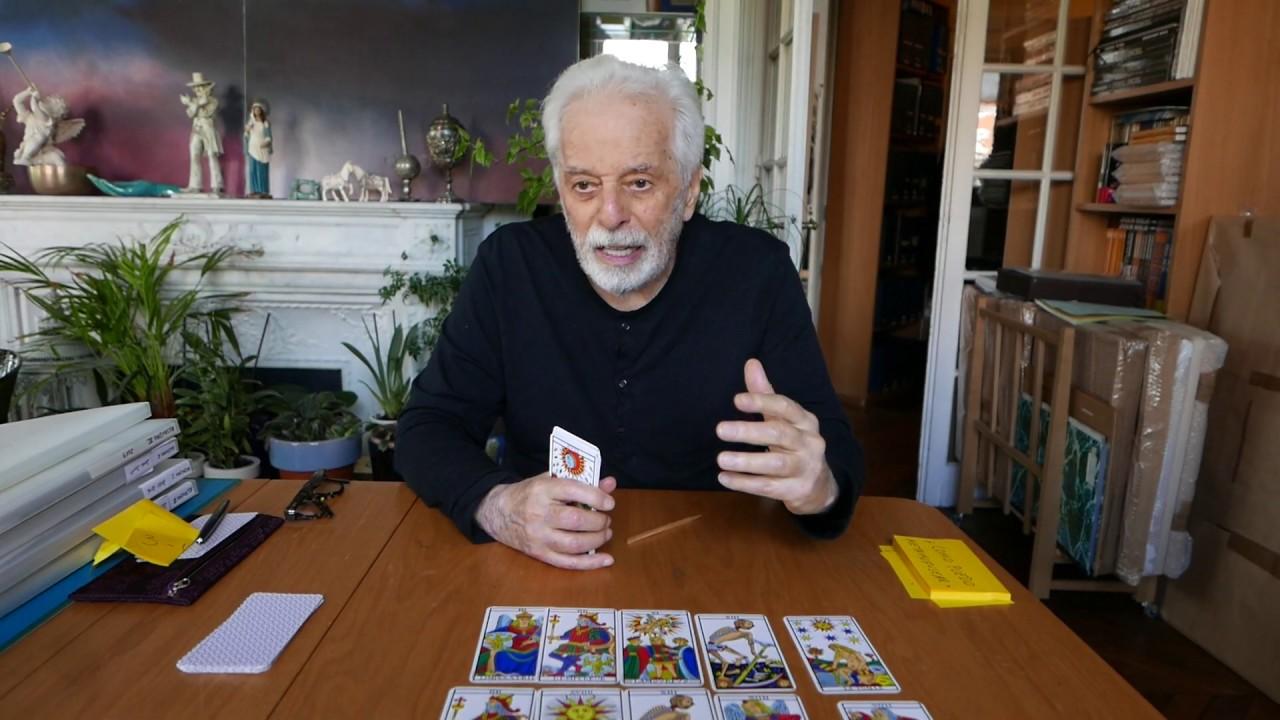How do I shape shift? Tarot Reading by Alejandro Jodorowsky