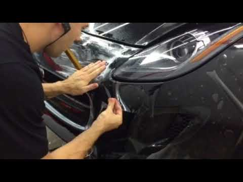 Ottawa XPEL Paint Protection Film Installation | Jaguar F-Type