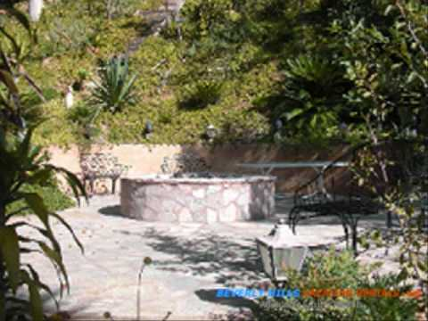 Beverly Hills Vacation Rental - Tennis Court, Guest House, 2 Acres Land