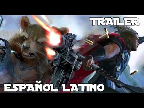 Avengers: Infinity War Trailer Español Latino | Los Vengadores Infinity War | La Guerra Del Infinto