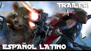 Avengers: Infinity War Teaser Trailer Español Latino | Los Vengadores Infinity War