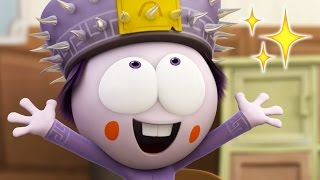 Funny Animated Cartoon | Spookiz Kong Kong's Magical Hat 스푸키즈 | Cartoon for Children